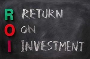 Return on investment1 300x199 - Return on investment